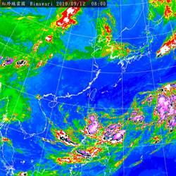琵琶颱風將生成 吳德榮:部分模擬路徑離台灣很近