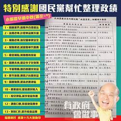蘇揆回應藍批評   感謝國民黨