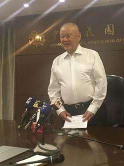 工商協進會理事長長林伯豐:企業界不會支持 郭自大沒用的