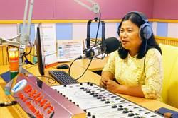 新北市圖緬甸說故事媽媽 入圍廣播金鐘主持人
