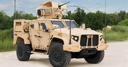 美軍JLTV越野車將銷售國際