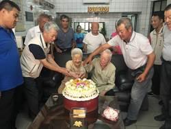 金門老榮民百歲人瑞 養生祕訣是喝高粱酒