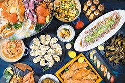 秋天吃好料 台中金典推海鮮祭蝦蟹總匯