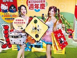 廣三SOGO聯名卡 祭23%回饋