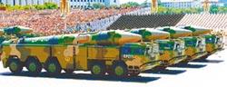 航母殺手 東風-21D裝高超音速彈頭