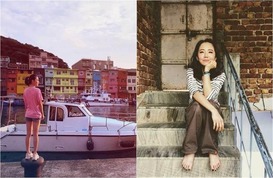 網友留言酸「王瞳要去陪妳了」,謝忻在網上正面回應。(圖/取材自謝忻Instagram)
