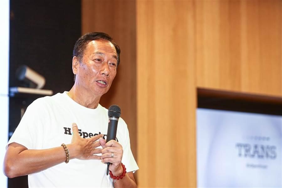 由鴻海集團創辦人郭台銘個人攜手日本夏普(Sharp)合資SDP,布局中國廣州增城面板廠傳出產量砍半並正在尋找新的投資人。(本報系資料照)