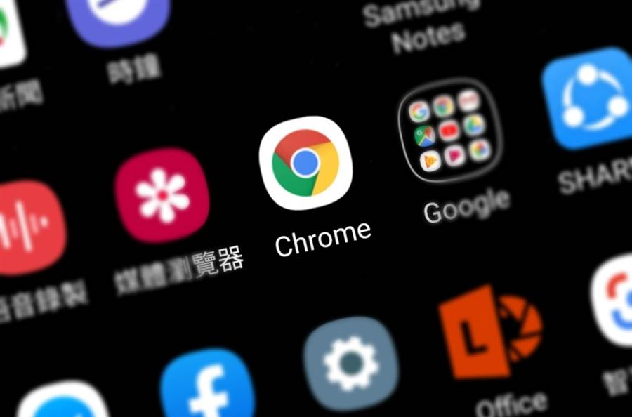 Chrome 針對多平台推出 v77 穩定版本。(黃慧雯製)