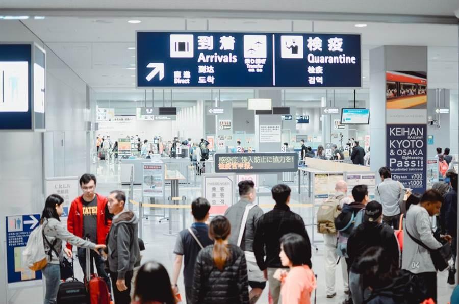 機場年丟千萬行李 這裡竟0遺失!(圖為關西機場/達志影像)