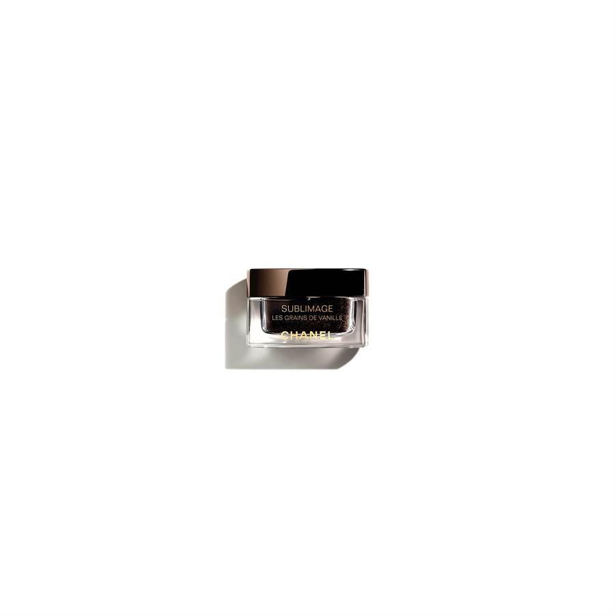香奈兒奢華金燦梵尼蘭去角質霜50g,2680元。(香奈兒提供)