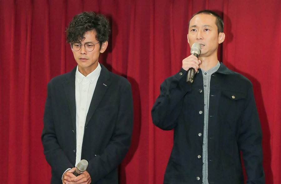 阿翔6月因緋聞兩度開記者會致歉。(圖/中時資料照片)