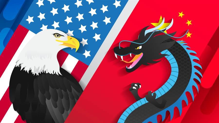 美中即便在貿易談判達成協議,雙方的敵對性競爭仍將持續下去。(圖/Shutterstock)
