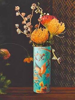北京故宮萬花瓶月餅 奢華驚艷