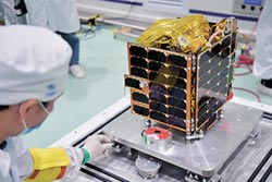 高清慧眼 陸首顆極地觀測衛星升空
