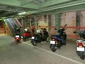 專偷東海大學校內機車置物箱 監視器助警逮竊賊