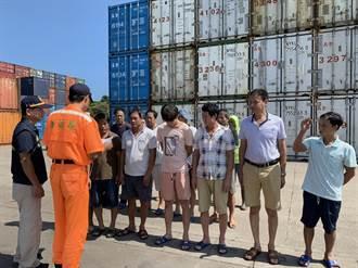 2陸船越界金門重罰1遭沒入  14船員驅逐出境