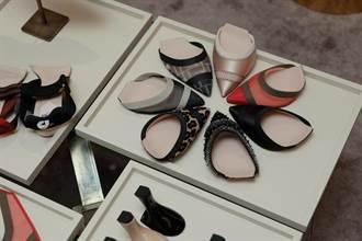 FENDI女鞋巡迴訂製 不同鞋頭、鞋帶變出168種款式