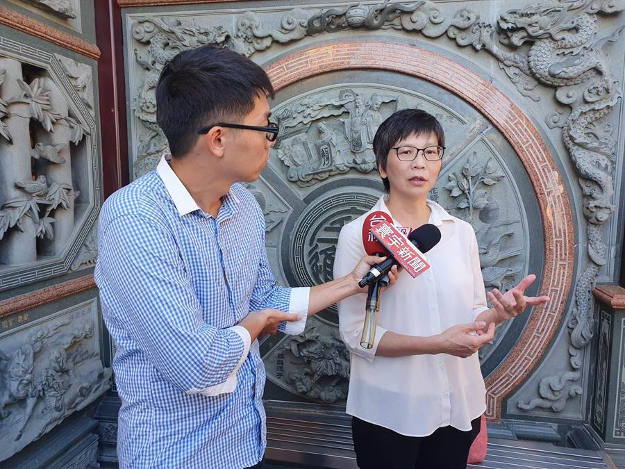 台北市政府顧問蔡壁如表示,若沒有第三勢力出現,今年的選舉也沒什麼好選、沒什麼好看。(葉書宏攝)