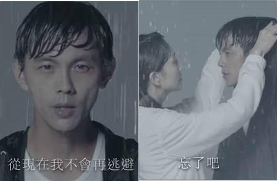 阿翔和妻子挺過婚姻危機,兩人更合體拍廣告。(圖/翻攝自浩角翔起臉書)