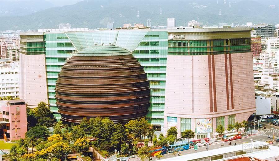 京華城土地標售案將在9月25日以底價342億元四度公開標售。(圖/本報資料照片)