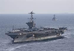 杜魯門號壞了 美部署無航母打擊群