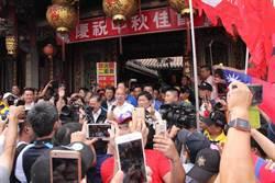 中市21宮廟首站起手式   韓國瑜:萬眾一心和睦相處