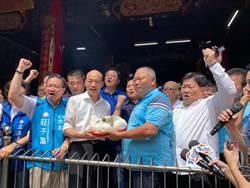 反擊蔡說藍初選未結束 韓嗆:綠初選不公才可怕