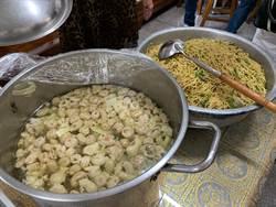 韓國瑜庶民午餐吃這些…