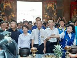 韓國瑜批施政墊底怪這2人 林佳龍嗆:為何要說謊?