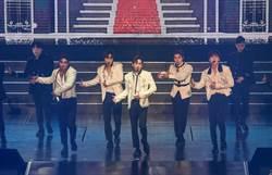 韓團NUEST首次合體開唱 4500人嗨唱〈告白氣球〉