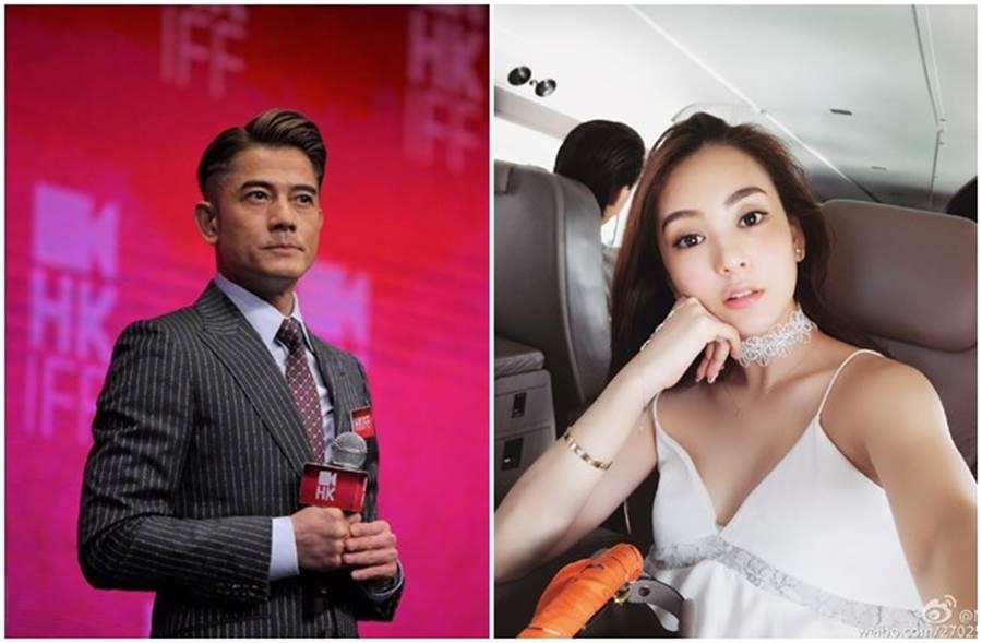 郭富城與方媛感情恩愛,連岳父母都搬來香港居住。(取自郭富城、方媛微博)