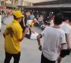 宮廟遶境傳鬥毆致死  警出面闢謠