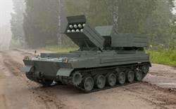 波蘭「戰車殺手」裝甲車  備有24枚反戰車飛彈