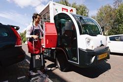 荷蘭的電動車大計