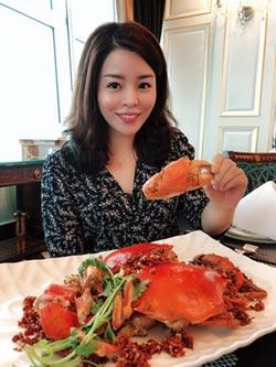 頂鮮擔仔麵 推季節限定蟳味蟹宴