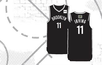 NBA》宣戰!籃網在紐約內鬥送厄文球衣