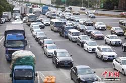 陸國慶假期 收費公路免費通行