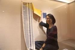 9位纖維藝術創作 葫蘆墩文化中心展出