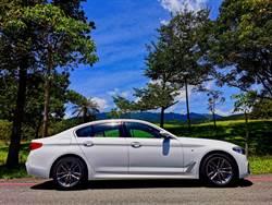 配好配滿 無需等待 全新BMW 5系列白金旗艦版