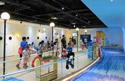 台中旅遊新亮點「寶熊漁樂碼頭」中秋連假場場爆滿