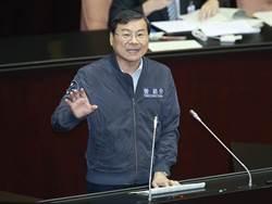 藍委呼籲郭台銘與國民黨共同為中華民國生存發展奮鬥