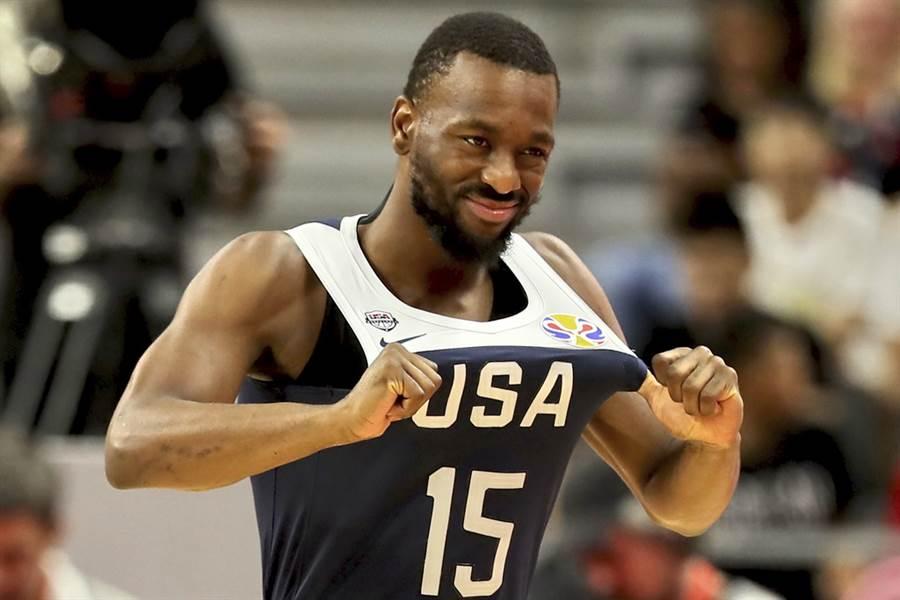 肯巴沃克放話還想再打名年東京奧運,但他擠進12人正選名單機會高嗎?(美聯社)