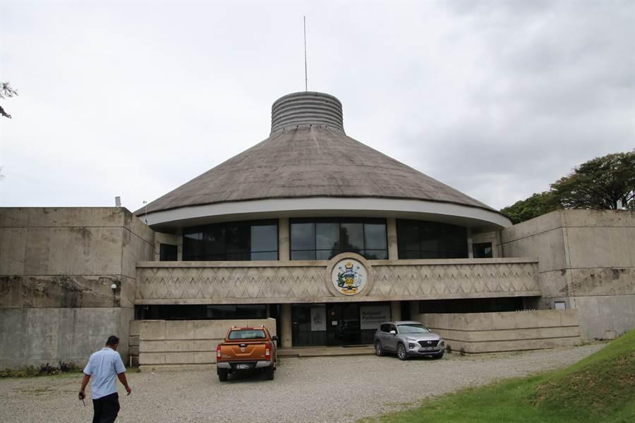 索羅門國會(見圖)外委會加開聽證會,討論與台邦交問題。(中央社)