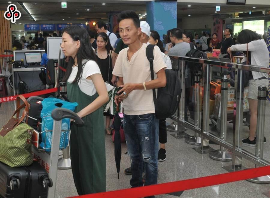 自由行是金门「小三通」陆客的主流,9月上旬往来人数狂掉74%。(本报系资料照片)