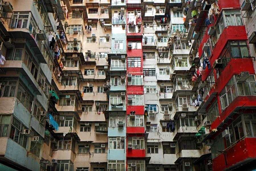 謝金河:港人買不起房,高房價已成香港萬惡之首。 (示意圖/達志影像/shutterstock提供)