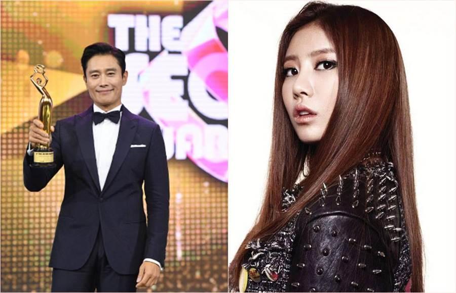 當時已婚的李秉憲遭到兩名女子勒索50億韓元,約台幣1.6億元。(合成圖/翻攝自李秉憲官方網站、翻攝自微博)