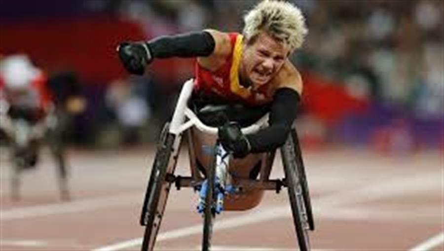 比利時殘障奧運金牌得主費芙爾特,因為身體上的病痛想要透過安樂死來解脫人生。(美聯社資料照)