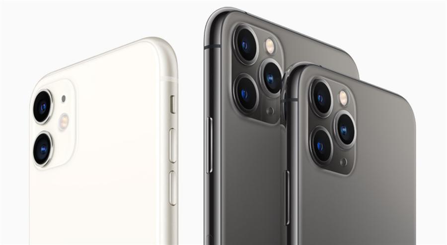 蘋果iPhone 11以及iPhone 11 Pro(右)雙機已經在台開放預購,準備在9月20日正式上市。(摘自蘋果官網)
