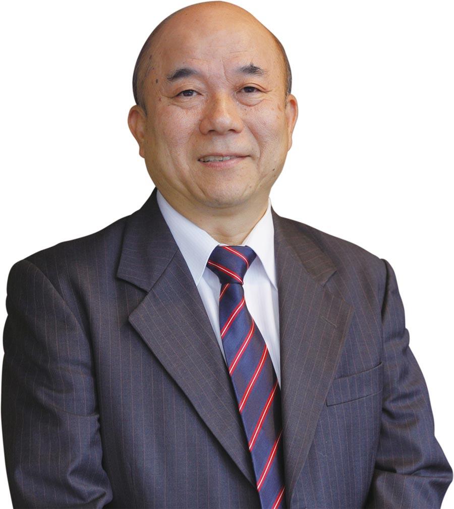 臺灣機械公會理事長柯拔希。圖/業者提供