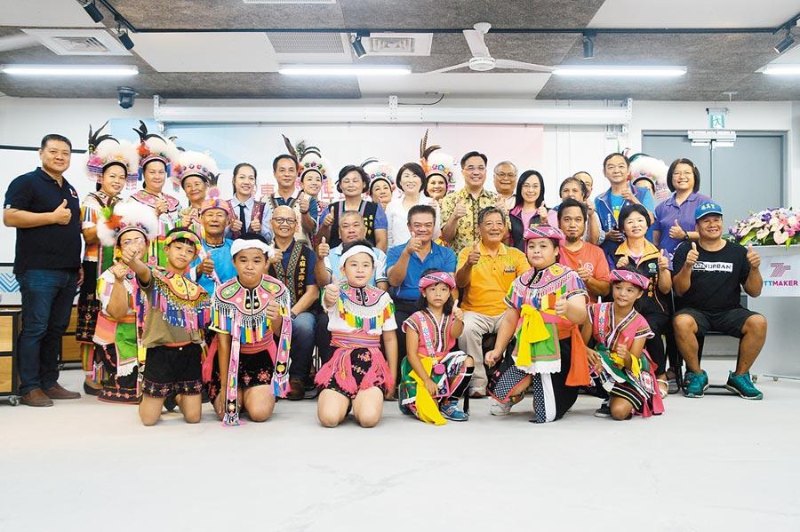 原住民委員會主委夷將15日宣布,中央核定台東縣新增6座部落文化聚會所。(莊哲權攝)